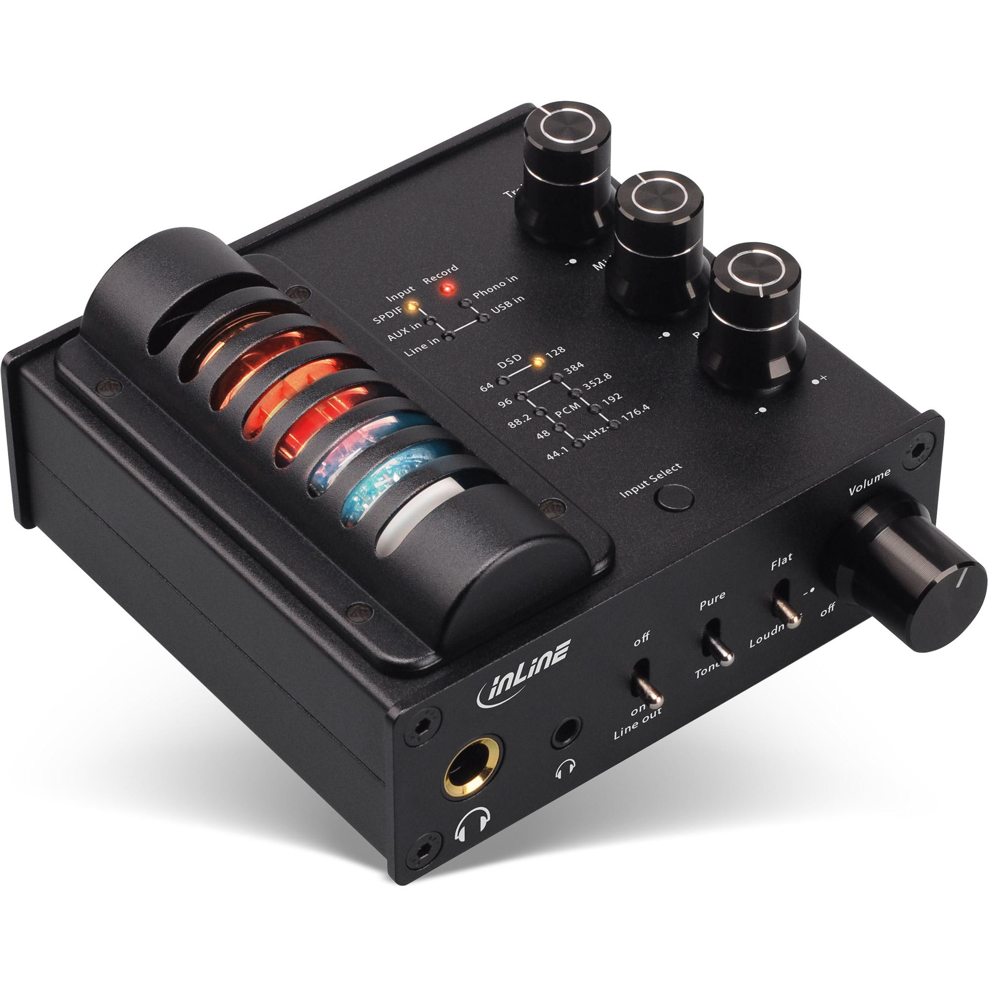 Kabel & Steckverbinder Mini Neu Im Sommer KüHl Und Im Winter Warm Inline® Usb Audio Adapter
