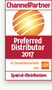 INTOS Preferred Distributor 2017