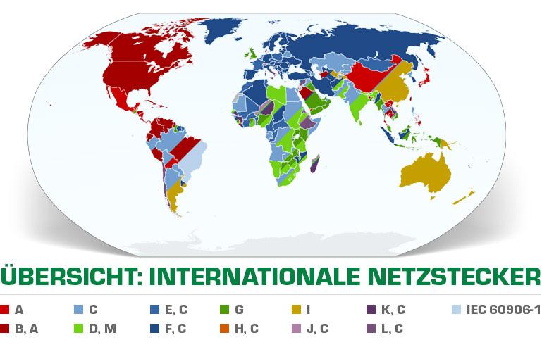 InLine_Internatioale-Netzstecker_Uebersicht