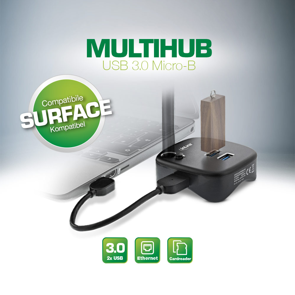 InLine Multihub
