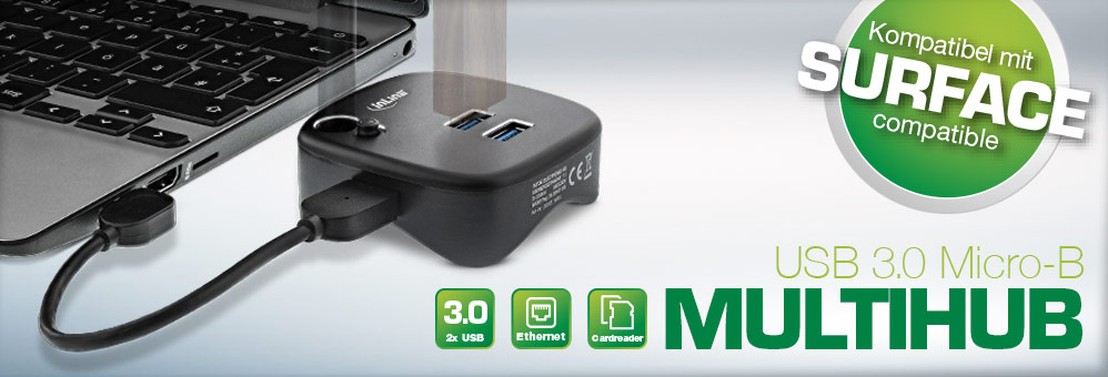 USB 3.0 Multihub