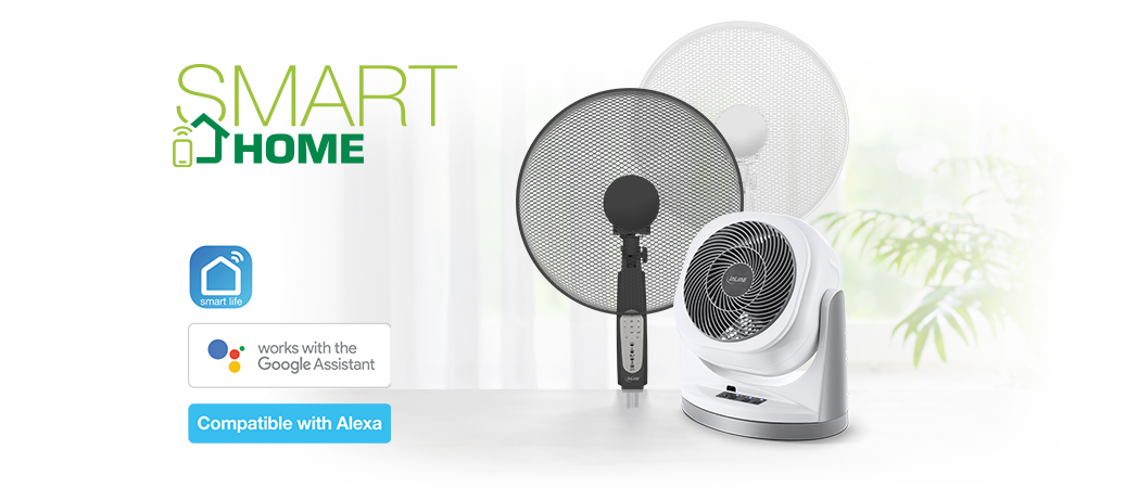 InLine SmartHome Ventilatoren