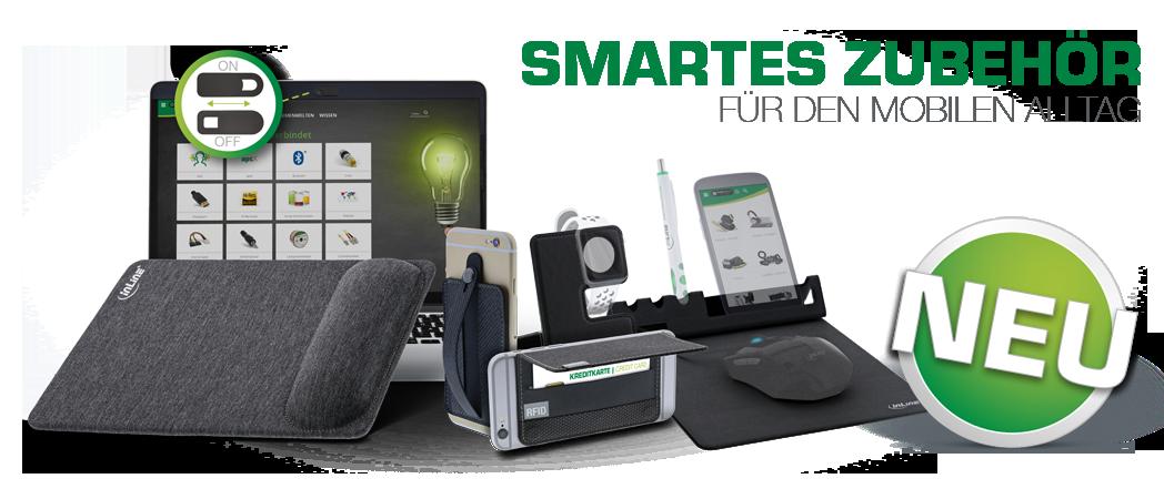 NEU – Smartes Zubehör für den mobilen Alltag