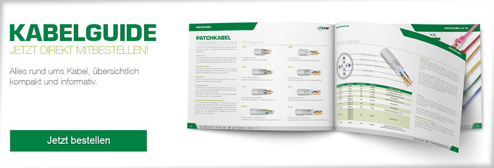 Der InLine Kabel Guide