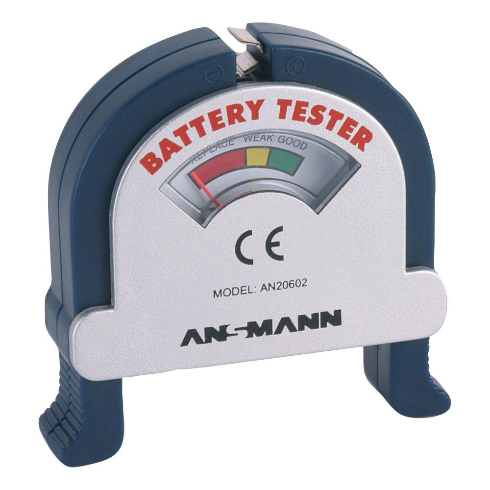 ANSMANN 4000001 Batterietester Universal