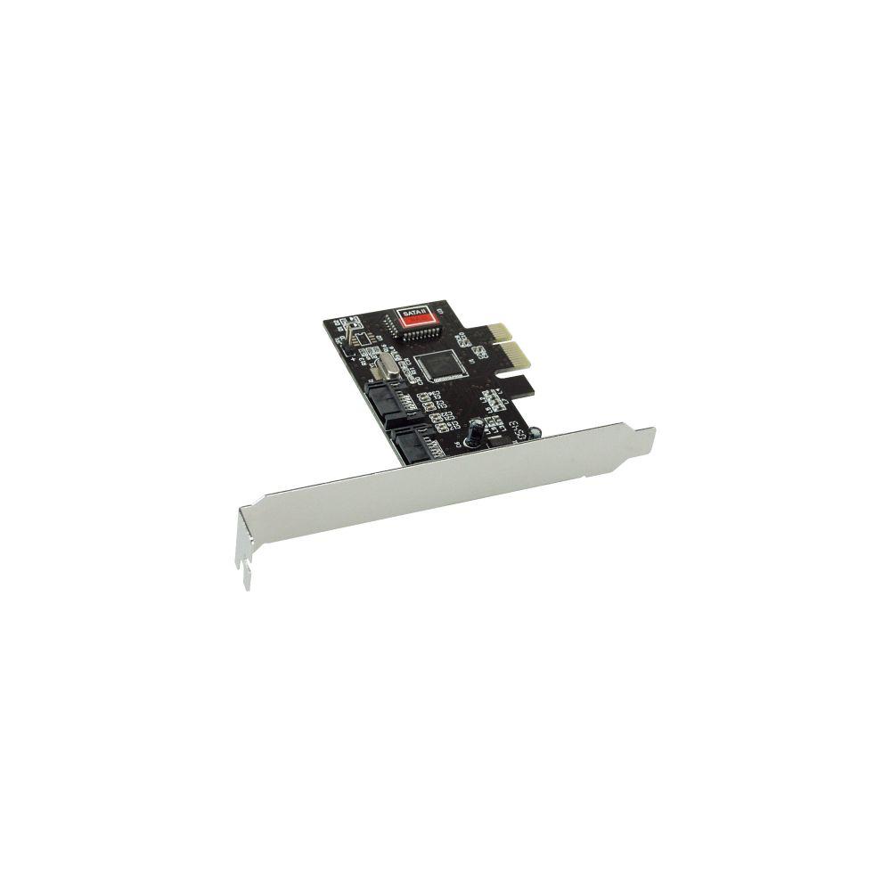 InLine® Schnittstellenkarte, 2x SATA II, RAID 0,1, PCIe (PCI-Express)
