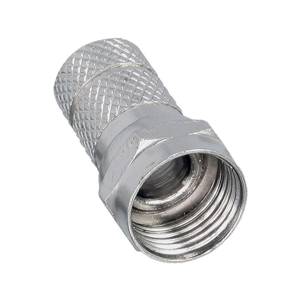 InLine® F-Stecker, für Koaxialkabel mit Aussenmantel 8,2mm