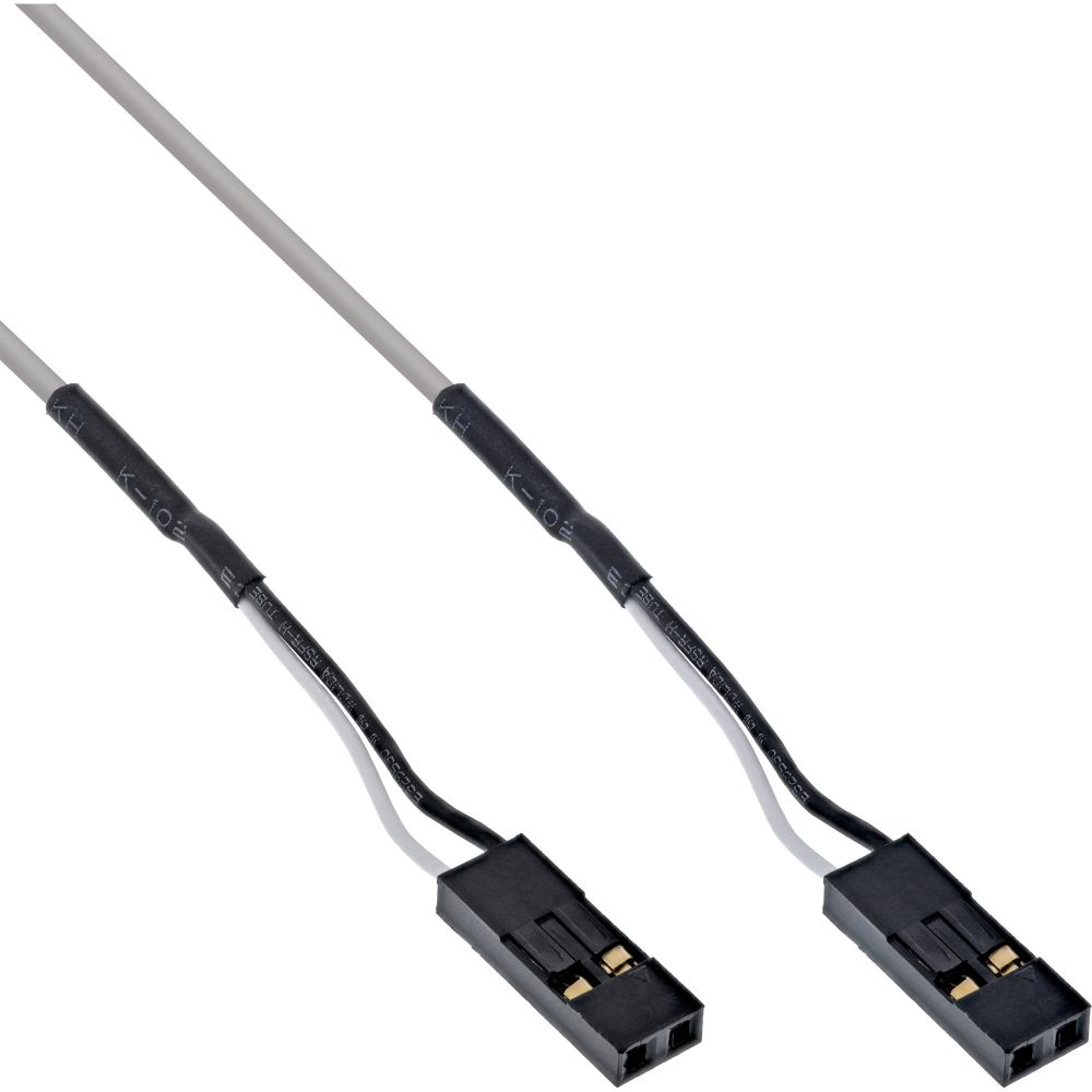 InLine® Audiokabel intern, digital, 2pol Stecker / Stecker, 0,9m