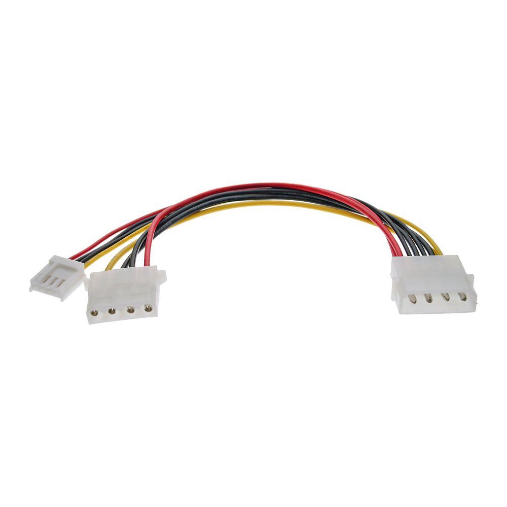 InLine® Strom Y-Kabel intern, 1x 13,34cm (5,25