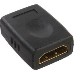InLine® HDMI Adapter, HDMI A Buchse / Buchse, vergoldete Kontakte, 4K2K