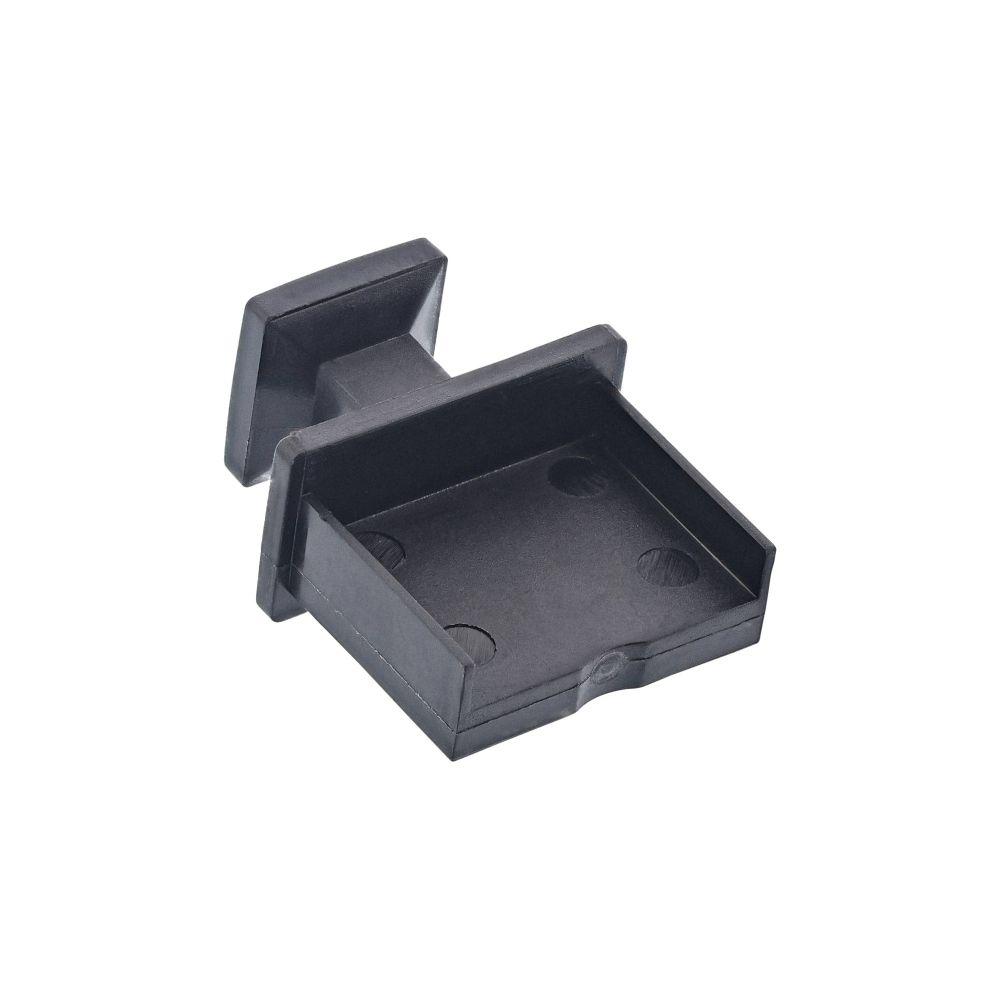 InLine® Staubschutz, für USB A Buchse, schwarz, 50er Pack