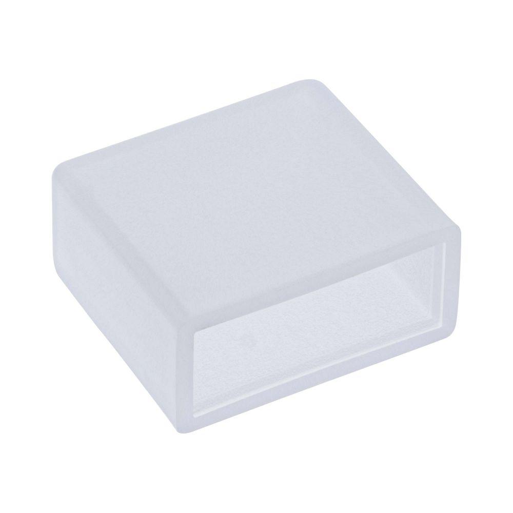 InLine® Staubschutz, für USB A Stecker, weiß, 50er Pack