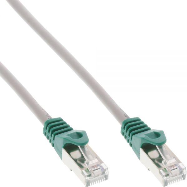 InLine® Crossover Patchkabel, SF/UTP, Cat.5e, grau, 3m | Cat.5e SF ...