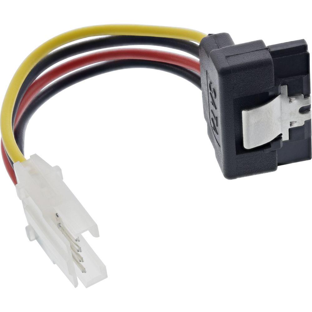InLine® SATA Stromadapterkabel, 1x 8,89cm (3,5