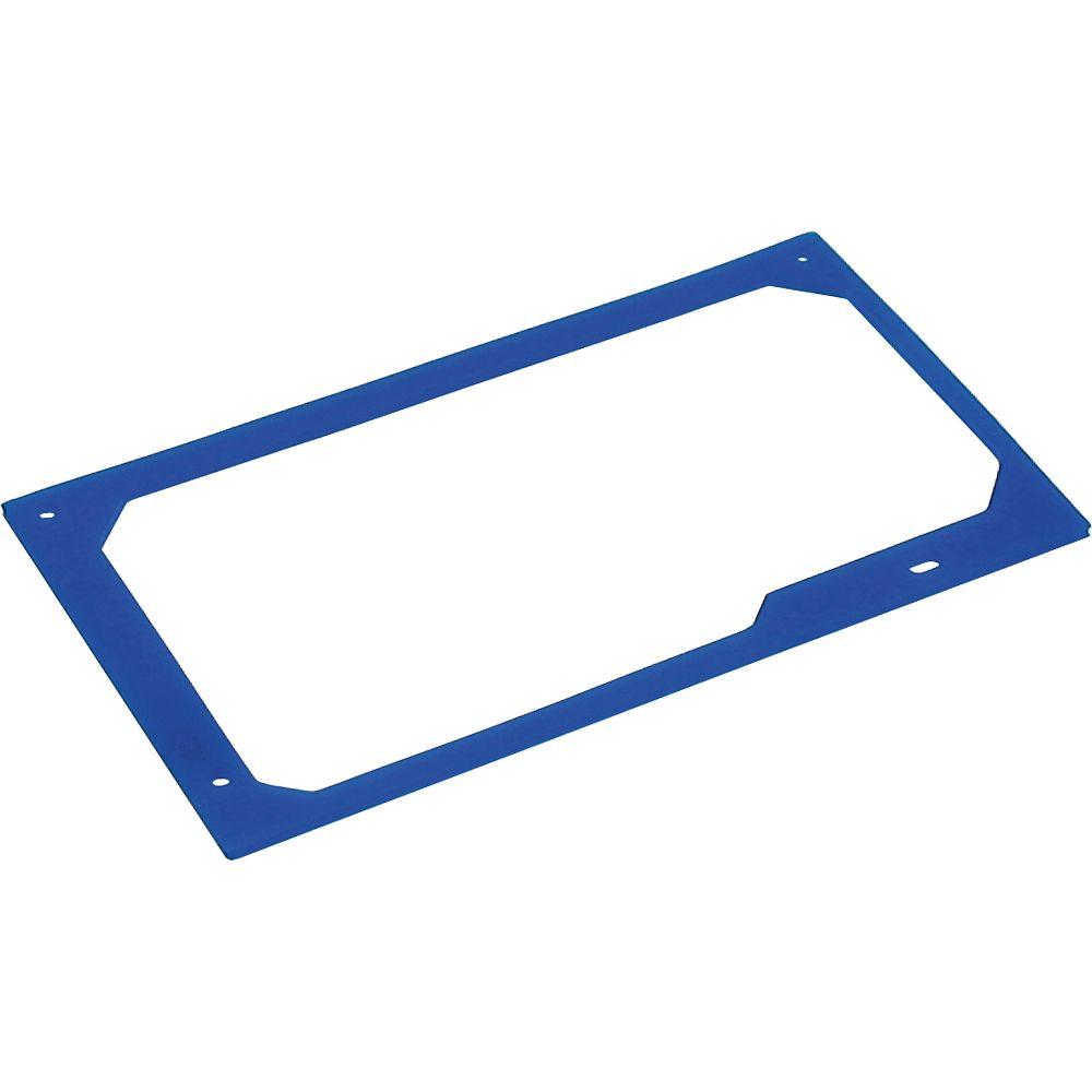 InLine® Silikon Unterlegscheibe, zur Netzteil-Entkopplung (Antivibration)