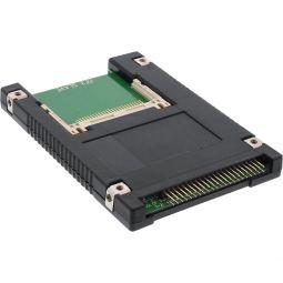 InLine® Schnittstellenkarte, IDE 6,35cm (2,5'') auf 2x CF Karte