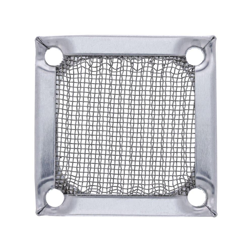 InLine® Lüftergitter, Aluminium Filter, 40x40mm