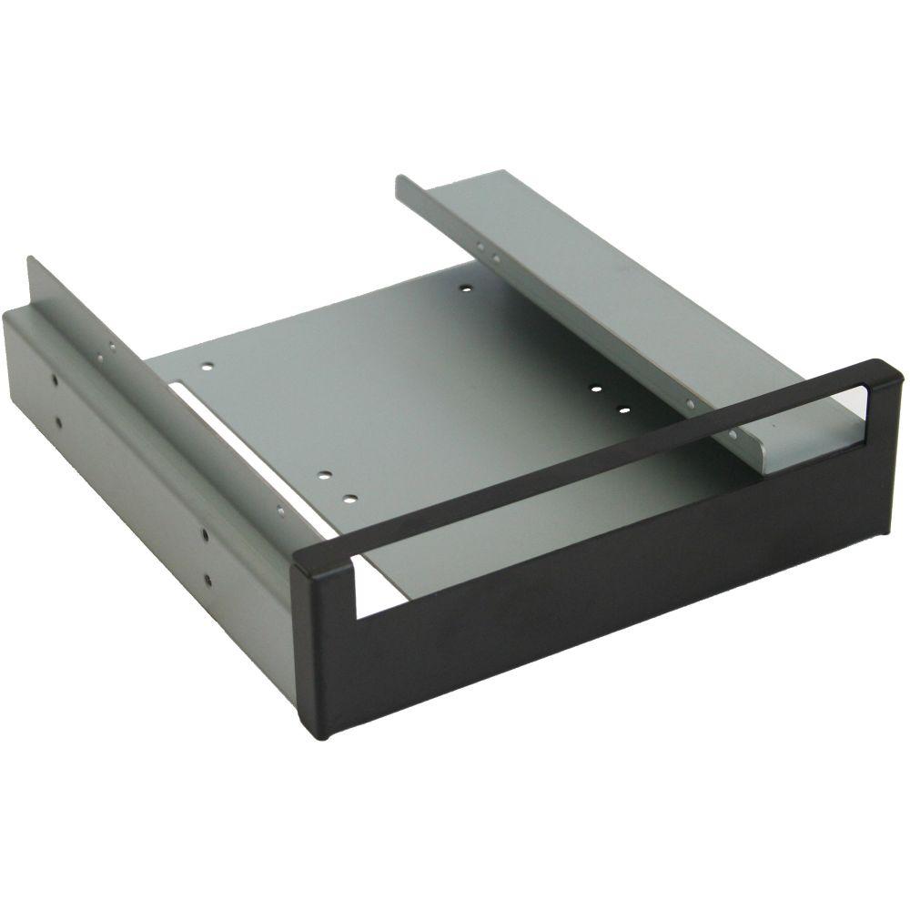 InLine® Einbaurahmen, für Slimline Laufwerke und 2x 6,35cm (2,5