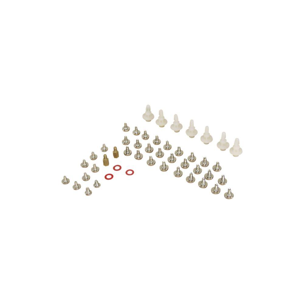 InLine® Schraubenset, mit Abstandshalter etc.