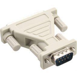 InLine® AT-Adapter, 9pol Sub D Stecker an 25pol Sub D Stecker