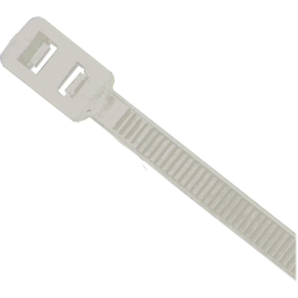 10 Stück InLine® Kabelbinder Twist 18-22mm schwarz