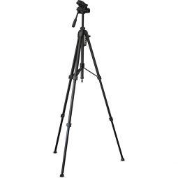 InLine® Stativ für Digitalkameras und Videokameras, Aluminium, schwarz, Höhe max. 1,78m