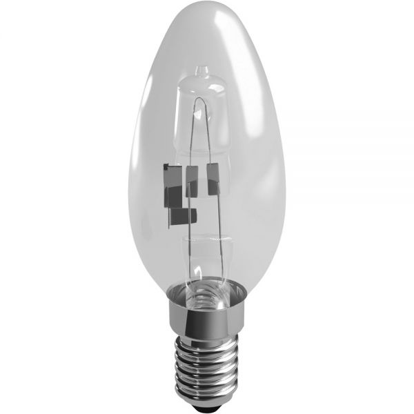 duracell halogen lampe candle 4 sockel e14 28w dimmbar. Black Bedroom Furniture Sets. Home Design Ideas