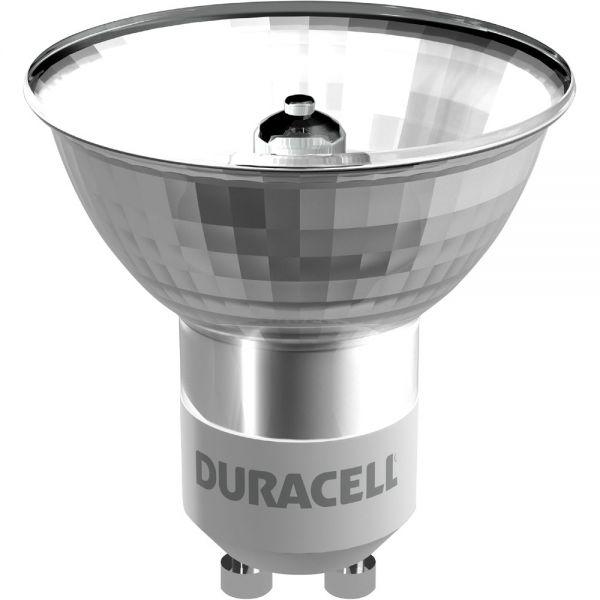 duracell halogen lampe spot 5 sockel gu10 40w dimmbar leuchtmittel strom energie. Black Bedroom Furniture Sets. Home Design Ideas
