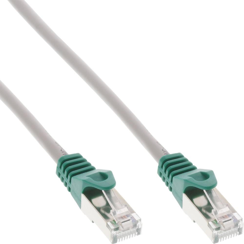 InLine® Crossover Patchkabel, F/UTP, Cat.5e, 0,15m