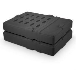 Schutzhülle für 3,5'' Festplatten, Fantec, schwarz