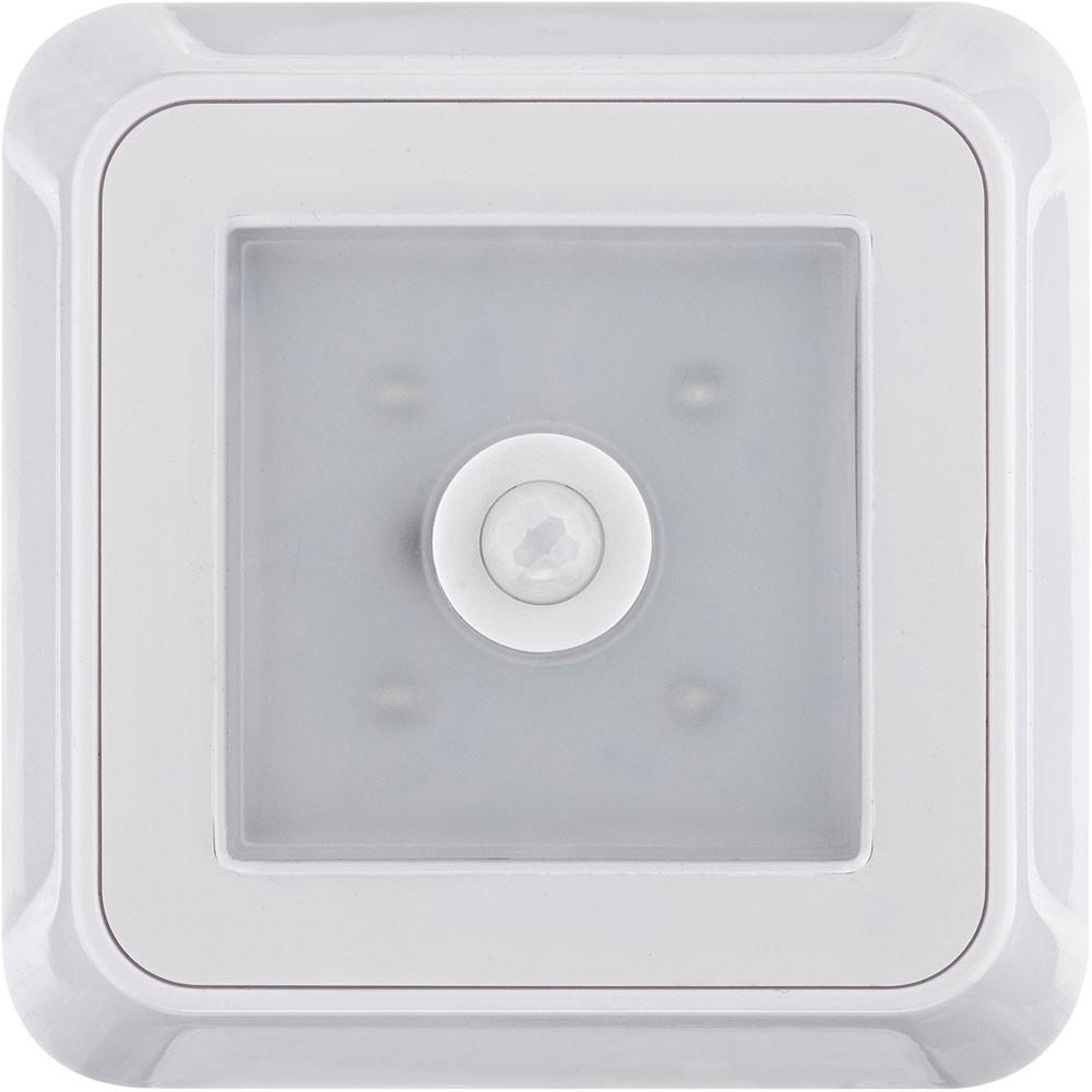 müller-licht led-leuchte mit bewegungsmelder 0,5w 6v 13lm weiß