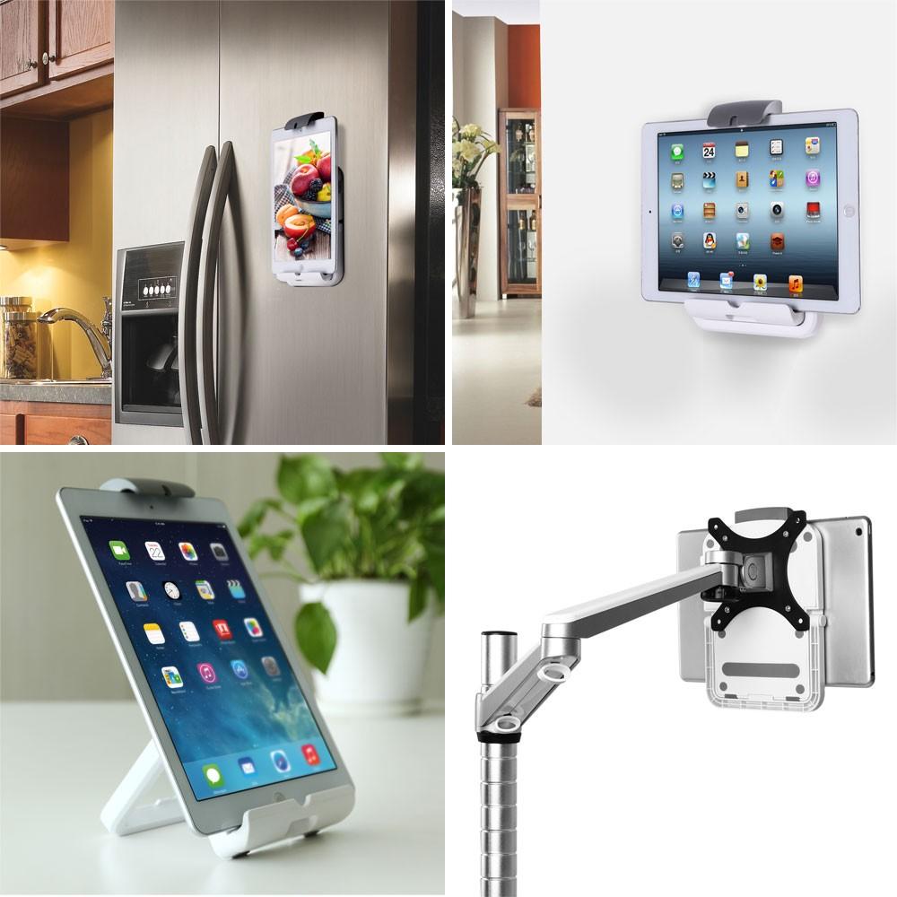 inline tablet halterung 4 in 1 f r vesa wand oder. Black Bedroom Furniture Sets. Home Design Ideas