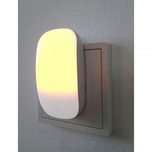 m ller licht led sensor licht amber d mmerungssensor nachtlicht strom energie licht. Black Bedroom Furniture Sets. Home Design Ideas